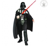 Dlx Darth Vader Adult - kostým XL